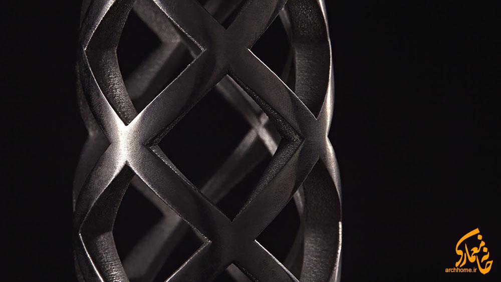 طرح جادویی شیر آب، از دنیای چاپگرهای سه بعدی