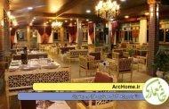 دانلود پروژه کامل معماری طراحی رستوران