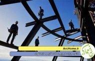 دانلود جزئیات اجرایی اسکلت فلزی و سازه نگهبان
