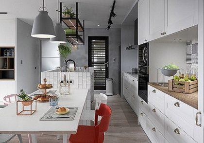درباره طراحی داخلی آشپزخانه های مدرن بیشتر بدانیم