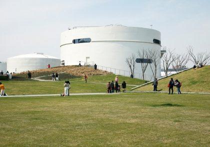 پارک باز هنر معماری در شانگهای چین