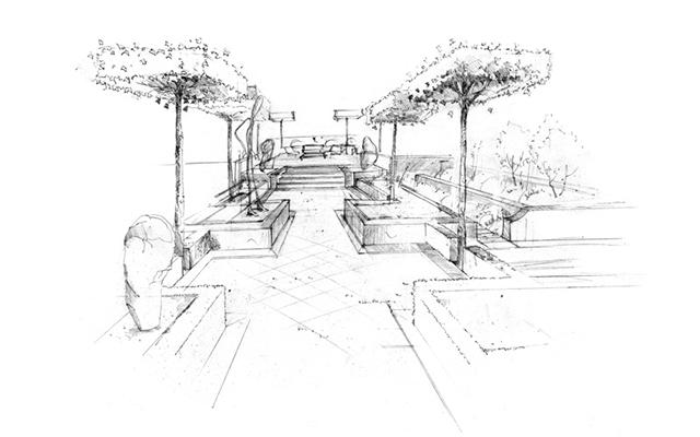 آزمون اسکیس معماری و طراحی شهری