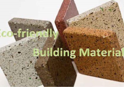 آشنایی با مصالح ساختمانی دوستدار محیط زیست