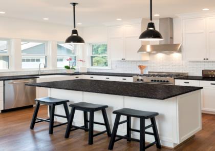 روش های ارزان قیمت برای تغییر صفحات کابینت آشپزخانه