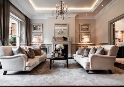 ترکیب مبلمان کلاسیک و مدرن در طراحی داخلی