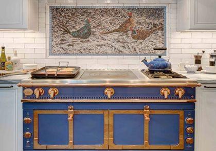 پوشش های زیبا برای دیوار آشپزخانه
