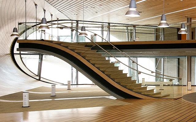 راه پله در طراحی داخلی