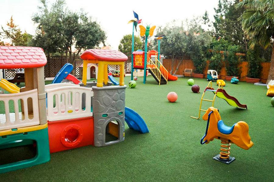 پروژه پارک کودک