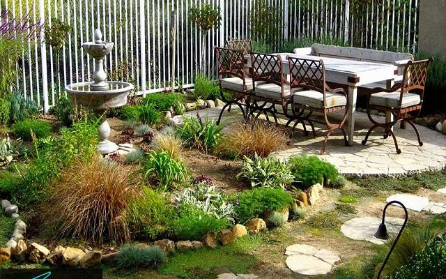 طراحی باغ های کوچک
