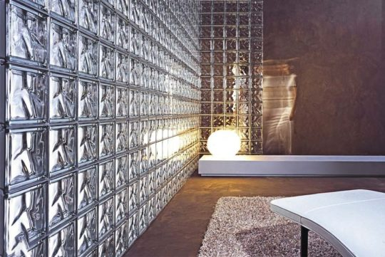 کاربرد بلوک شیشه ای در ساختمان سازی