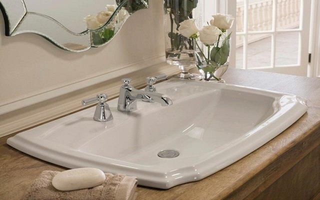 انواع سینک روشویی سرویس بهداشتی و حمام