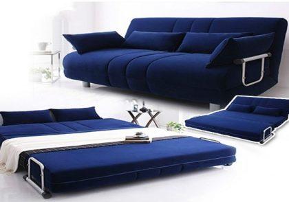 مبل تخت خواب شو گزینه ای مناسب برای خانه های کوچک