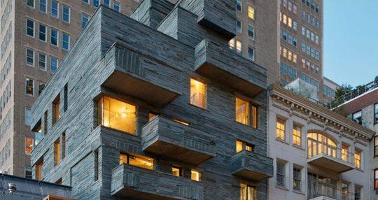 بهترین سنگ برای نمای ساختمان