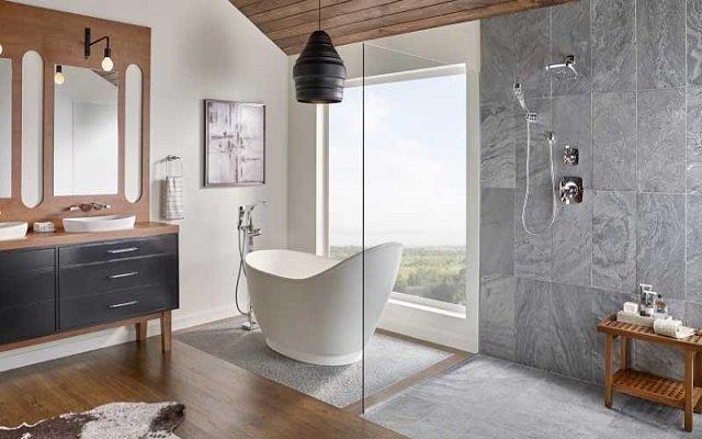 انتخاب سنگ مناسب برای سرویس بهداشتی و حمام