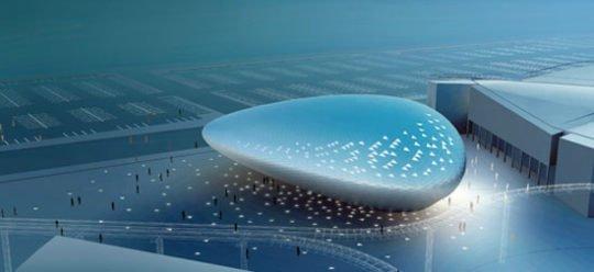 رساله معماری و طراحی موزه آب
