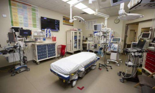 پروژه پایان نامه بیمارستان سوانح و سوختگی