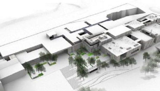 مطالعات طراحی پژوهشکده و موزه اسلام شناسی با رویکرد معماری ایرانی