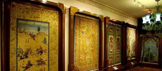 مطالعات باغ موزه فرش با رویکرد هویت ایرانی