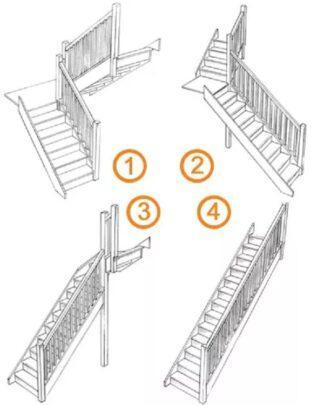 طراحی راه پله