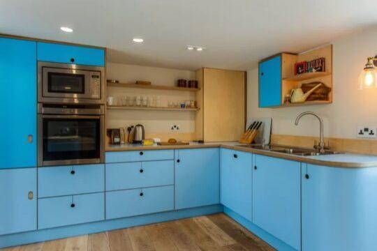 آشپزخانه های بدون دسته